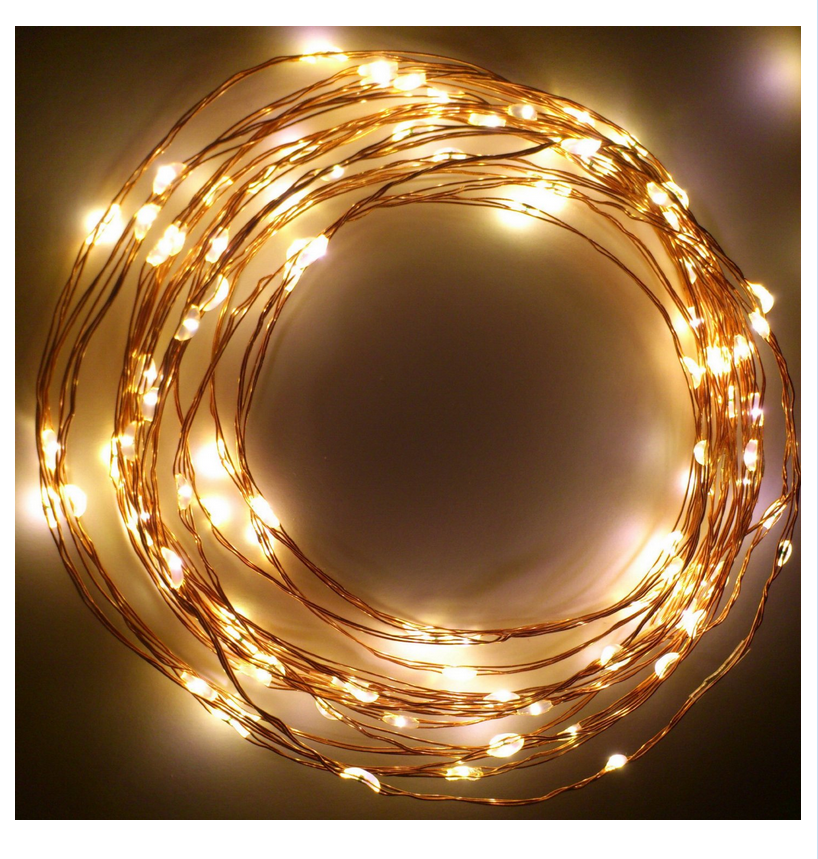 String Lights Review : The Unique Starry String Lights Tunguz Review Technology, Science, and Gadgets