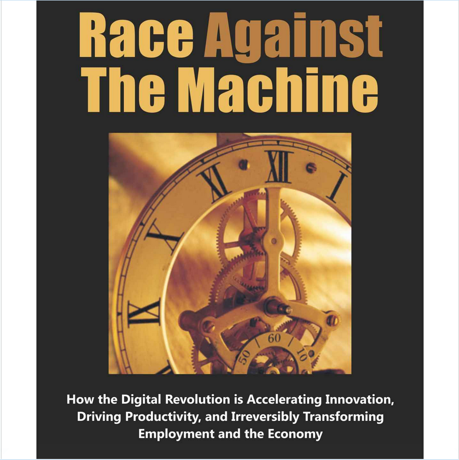 race against the machine book