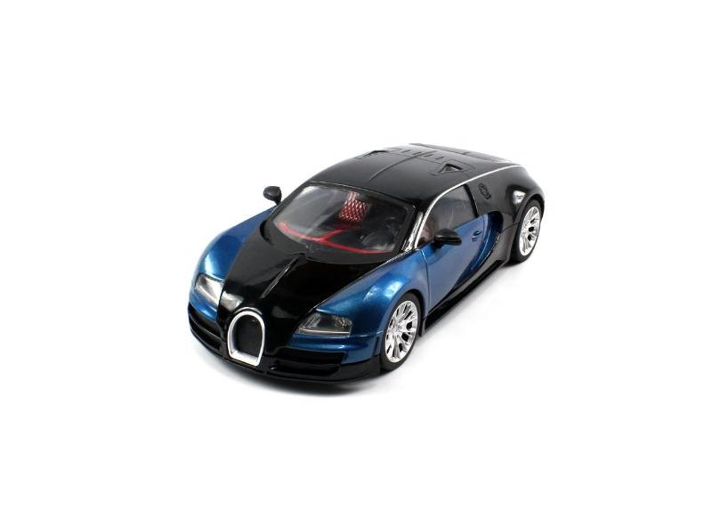 diecast bugatti veyron super sport electric rc car metal 1 18 rtr full metal durable body. Black Bedroom Furniture Sets. Home Design Ideas